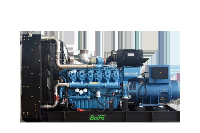 Baudouin Generator 1