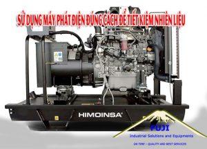 Hướng dẫn cách chọn máy phát điện hợp lý tiết kiệm chi phí nhất 5