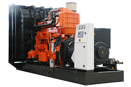 Gas generator 1