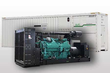 1000-3250kva Diesel/Gas 1